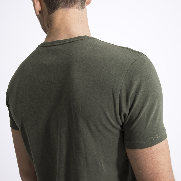 "T-shirt U-neck ""Casper"""